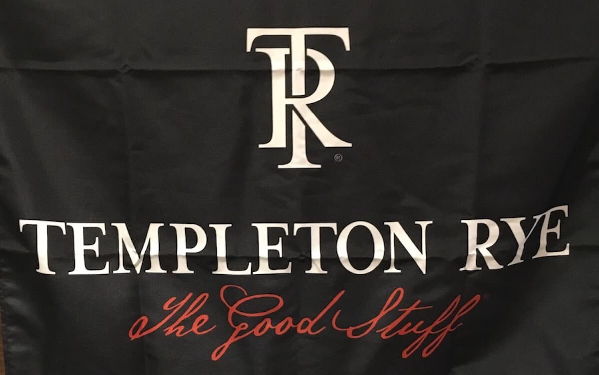 Templeton Rye flag.