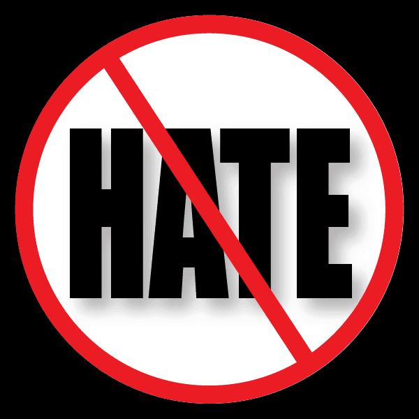 speak out against hate