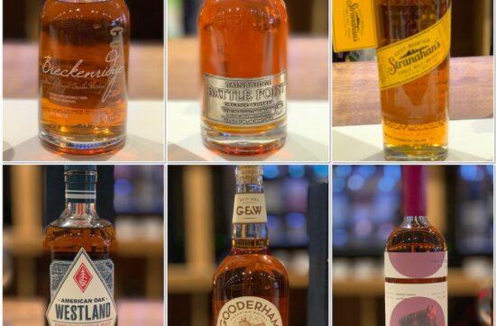 Oregon Trail Whiskey Tour, North American Whiskey, Bainbridge, Breckinridge, Stranahan's, Westland, Gooderham & Wort, Pinhook
