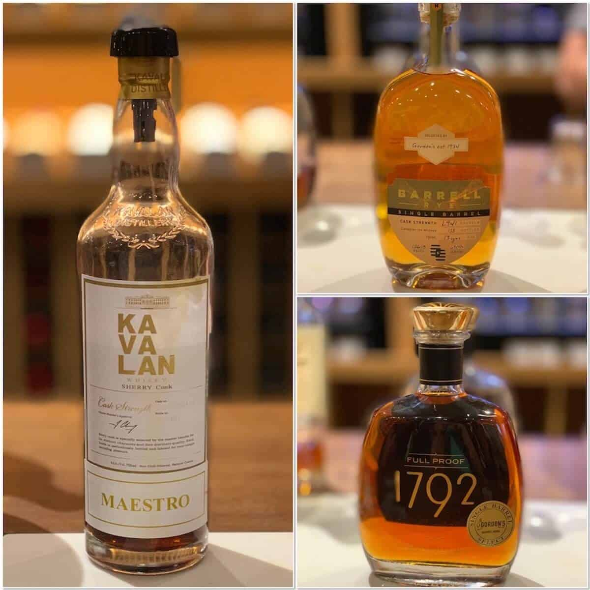 Gordon's Single Barrel Selections, Kavalan, 1792, Barrell