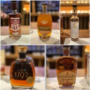Gordon's DTX Single Barrel Selection lineup