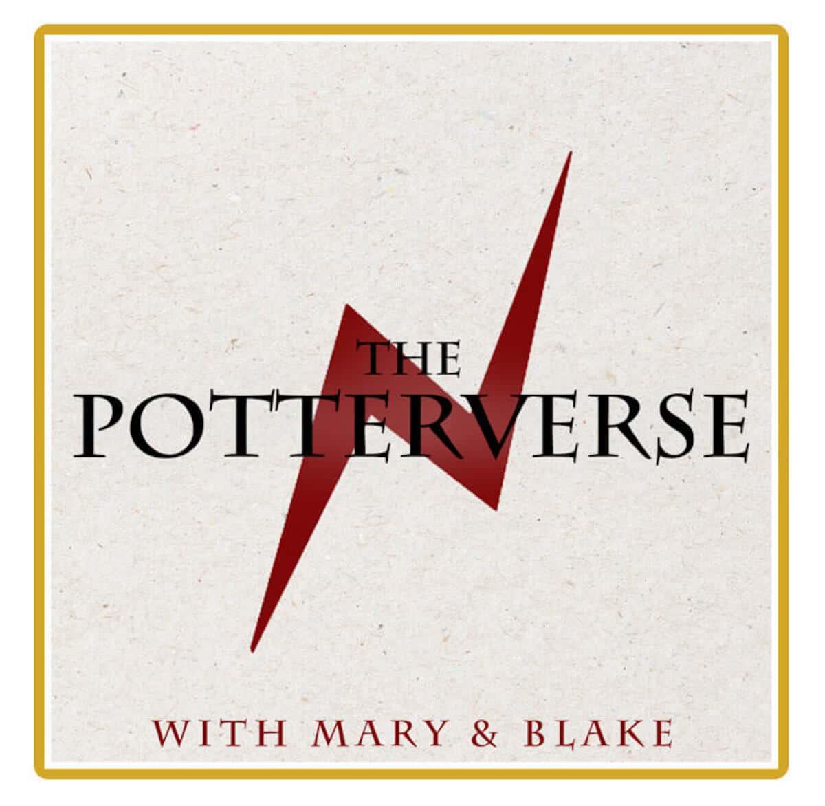 the Potterverse podcast logo